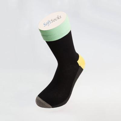 Многоцветни мъжки фешън чорапи